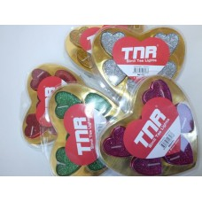 6 Lı Simli Tea Lights Mum