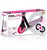 Cool Wheels Scooter Pembe
