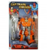 Car Transformers Robot Oyuncak Araba 15 Cm
